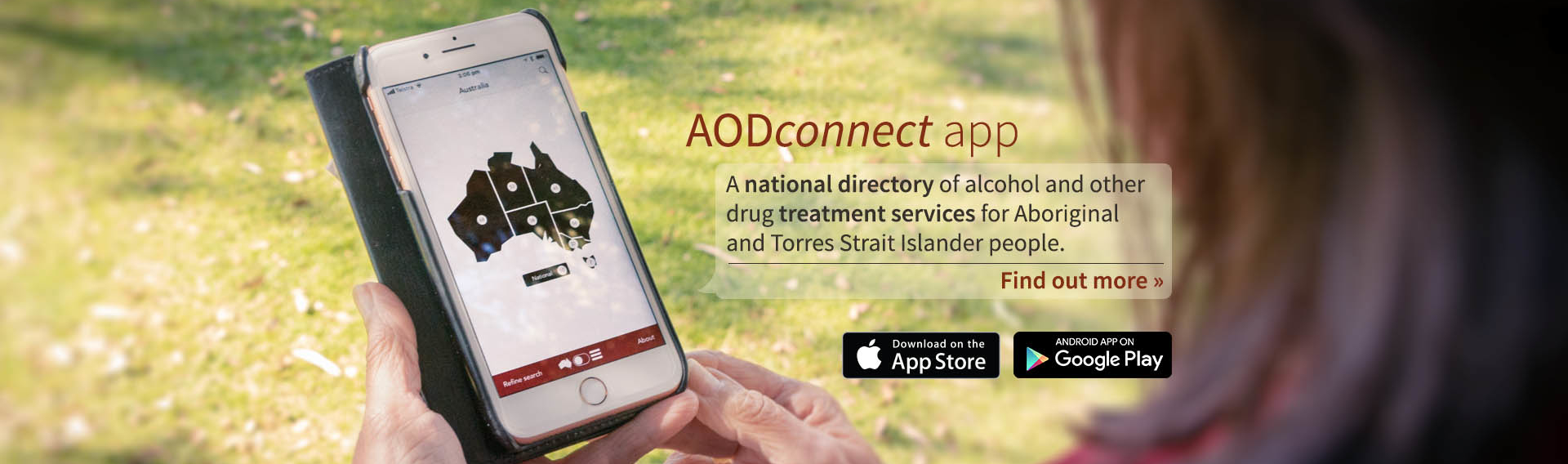 AODconnect app