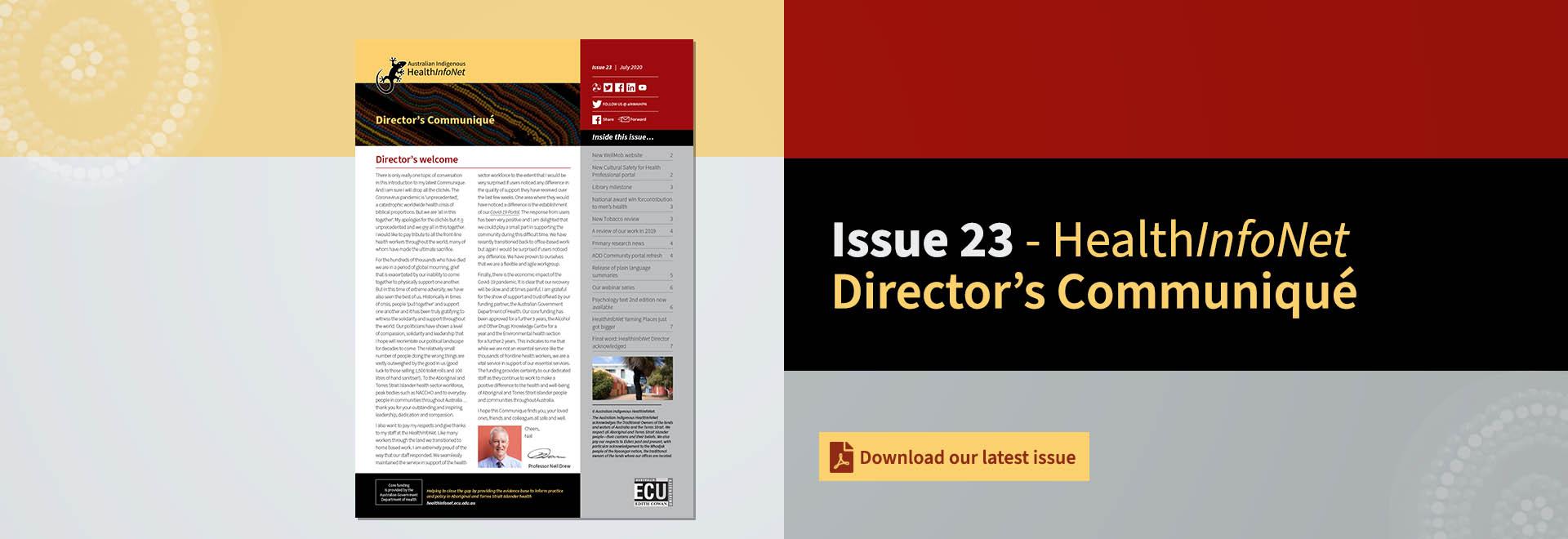 Communique - Issue 23