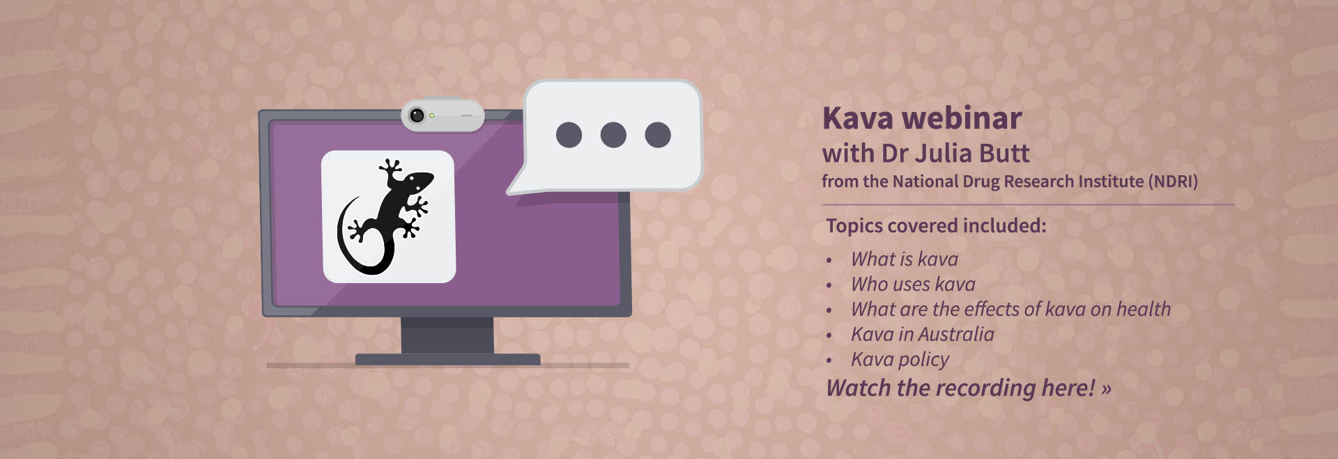 Kava Webinar